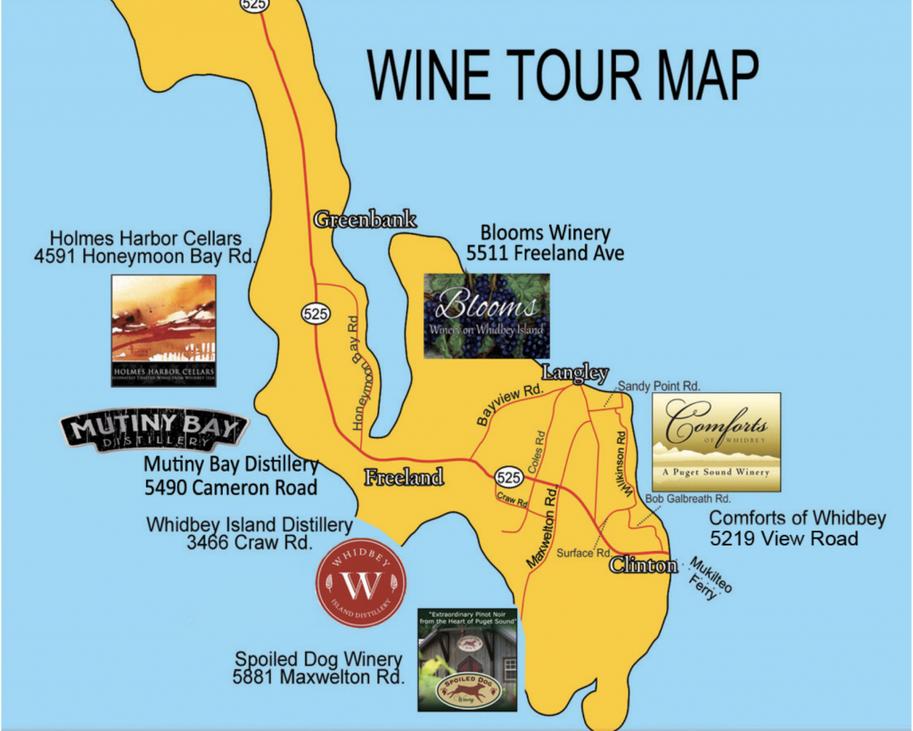 Whidbey Island Wine Trail