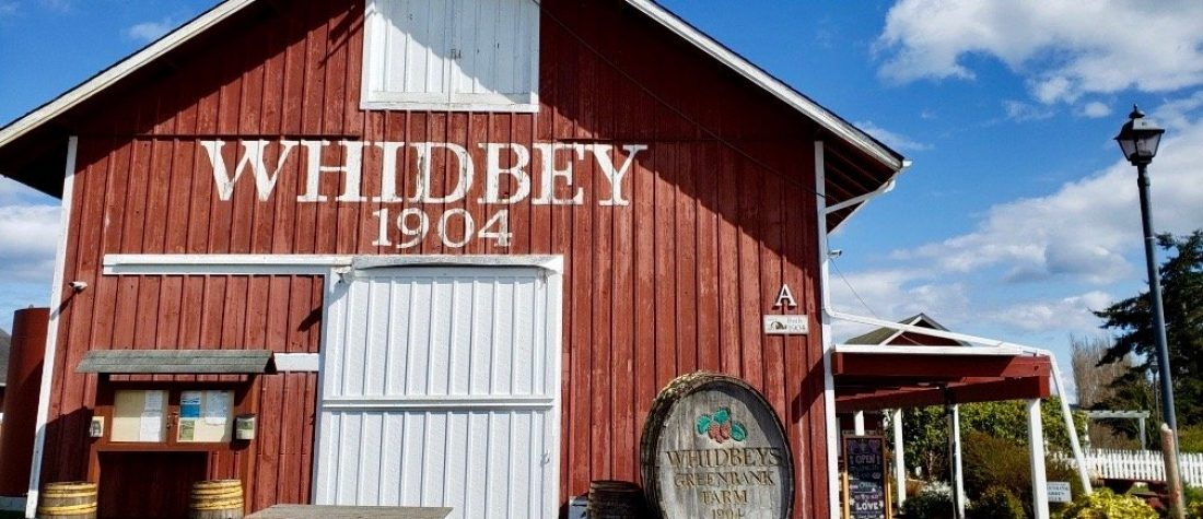 Enjoy the sites of Whidbey Island.